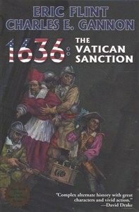 1636: the Vatican Sanction - Eric Flint (Hardcover)
