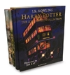 Harry Potter - the Illustrated Collection - J.K. Rowling (Multiple copy pack)