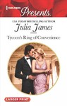 Tycoon's Ring of Convenience - Julia James (Paperback)