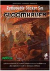 Gloomhaven - Removable Sticker Set (Board Game)