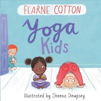 Yoga Kids - Fearne Cotton (Hardcover) - Cover