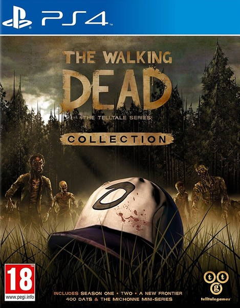 The Walking Dead: A Telltale Games Series Collection (PS4)