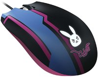 Razer - D.VA Abyssus Elite - Ambidextrous Overwatch Gaming Mouse (PC) - Cover