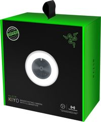 Razer - Kiyo Camera - Worlds First In-Built Ring Light