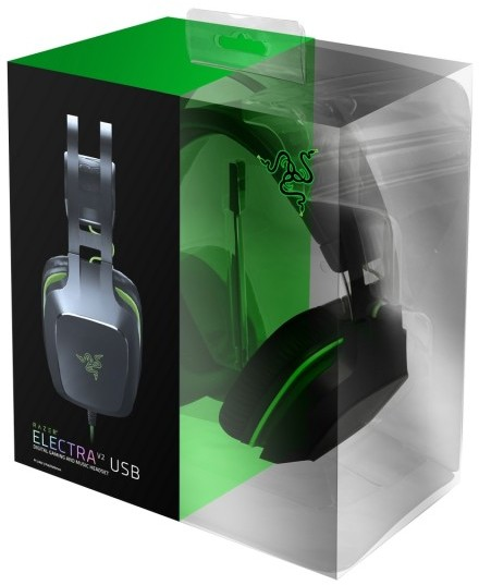 Razer - Electra V2 USB Gaming Headset (PS4/Xbox One/PC/Mac)