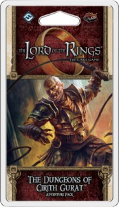 The Lord of the Rings: The Card Game - The Dungeons of Cirith Gurat (Card Game) - Cover