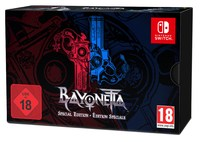 Bayonetta 2: Special Edition (Nintendo Switch) - Cover