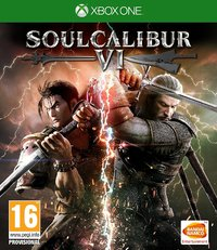 Soul Calibur VI (Xbox One) - Cover