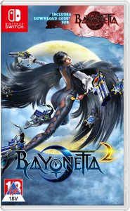 Bayonetta 2 (Nintendo Switch) - Cover