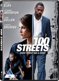 100 Streets (DVD) - Cover