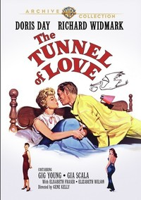 Tunnel of Love (Region 1 DVD) - Cover
