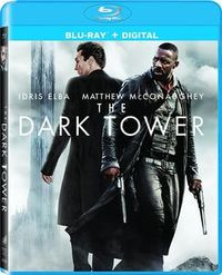 The Dark Tower (Blu-ray) - Cover