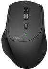 Rapoo - Wireless Mouse MT550 - Black