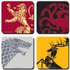 Game of Thrones - Coasters (Set of 4)