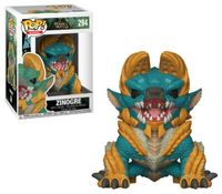 Funko Pop! Games - Monster Hunter - Zinogre Vinyl Figure - Cover