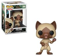 Funko Pop! Games - Monster Hunter - Felyne Vinyl Figure - Cover