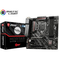 MSI Z370M Mortar Socket 1151 Micro ATX Gaming Motherboard (Supports 8th Gen Intel Core  Pentium and Celeron)