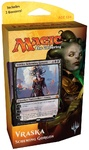 Magic: The Gathering - Rivals of Ixalan Planeswalker Deck - Vraska, Scheming Gorgon (Trading Card Game)