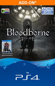 Bloodborne: The Old Hunters (PS4 Download) - Cover