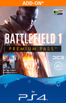 Battlefield 1 Premium Pass (PS4 Download)