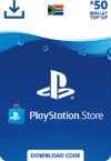 PlayStation Store Wallet Top Up - R50 (PS3/PS4/PS VITA)