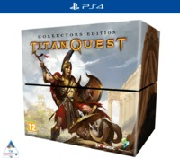Titan Quest - Collector's Edition (PS4) - Cover