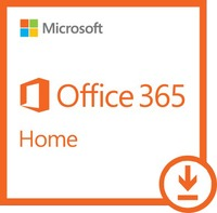 Microsoft Office 365 Home (PC/Mac Download) - Cover