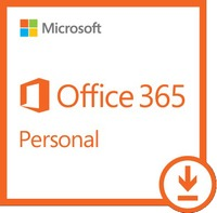 Microsoft Office 365 Personal (PC/Mac Download) - Cover