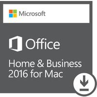 Microsoft Office Home & Business 2016 for Mac (Mac Download)
