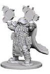 Dungeons & Dragons - Nolzur's Marvelous Unpainted Miniatures - Dwarf Male Cleric