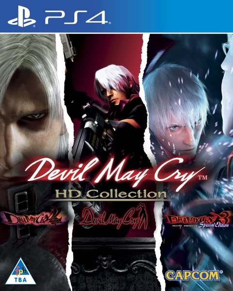 Kết quả hình ảnh cho Devil.may.Cry.HD.Collection cover ps4