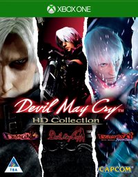 Devil May Cry: HD Collection (Xbox One) - Cover