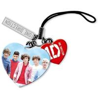 One Direction Collectable Mobile Phone Charm (Love Heart)