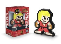 PDP Pixel Pals Street Fighter: Ken - Capcom Light Up Display - Cover