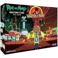 Rick and Morty: Anatomy Park - The Game (Card Game)