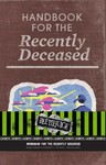 Beetlejuice Handbook for the Recently Deceased Ruled Journal - Insight Editions (Hardcover)