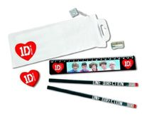 One Direction - Stationery Set - Cover