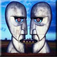 Pink Floyd - Fridge Magnet: The Division Bell Metal Heads