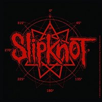 Slipknot - Logo Individual Coaster - Cover