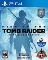 Rise of the Tomb Raider: 20 Year Celebration (US Import PS4)