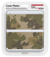 Nintendo new 3DS Cover Plates - Camouflage