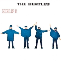 The Beatles - Help! Album Cover Steel Wall Sign - Cover