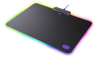 Cooler Master - RGB Hard Surface Gaming Mouse Pad - Cover