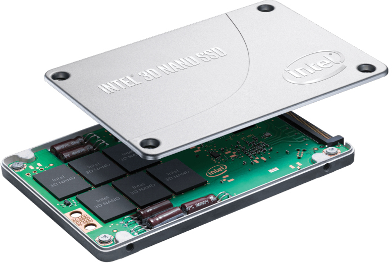 Intel Solid-State Drive DC P4501 Series - solid state