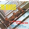 The Beatles - Please, Please Me Album Cover Steel Wall Sign