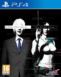 The 25th Ward: The Silver Case (PS4) - Cover
