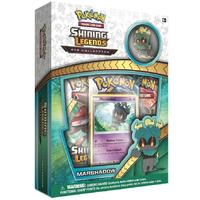 Pokémon TCG - Shining Legends: Marshadow Pin Collection (Trading Card Game)