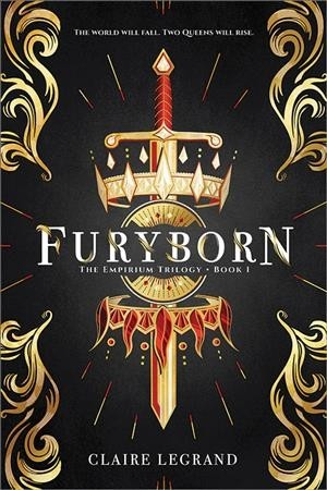 Image result for furyborn poster