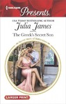 The Greek's Secret Son - Julia James (Paperback)