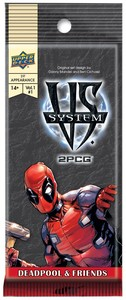 VS System 2 Player Card Game: Deadpool & Friends (Card Game) - Cover